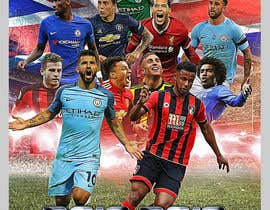 #14 for Premierleague Fantasy Football Poster for the wall by zhoocka