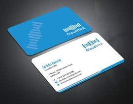 Nro 662 kilpailuun Design Business Card käyttäjältä Ashikshovon