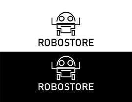 shomonkhan tarafından Require a logo for Robostore için no 3