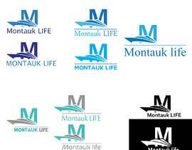 "#127 for I need a logo for a new clothing brand ""Montauk Life"" inspired by Montauk, NY - please submit logos - winner will also get opportunity to design apparel by alomgirbd001"