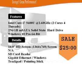 #19 for Sales Label for computer equipment by mdnasir3090