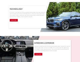 #46 for Design a landing page in PSD for a car dealer's website. by Pramod1858