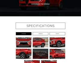 #50 для Design a landing page in PSD for a car dealer's website. от Ankur0312