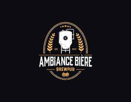 "#36 for Logo for a brewpub called ""Ambiance bière"" by miladinka1"