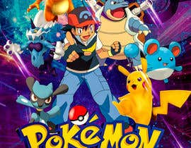#7 for Create a Pokemon x Avengers Mashup Movie Poster af ahadul2jsr