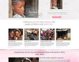 webidea12 tarafından Design a Website Mockup for Princess Project için no 69