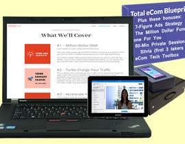 #9 for Digital packaging design for downloadable product af donnaprinters