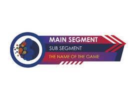 #58 для lowerthird for tv game show Logo (ai) от oliurrahman01