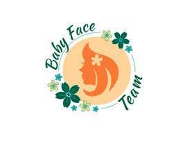 #43 for Build logo for Baby Face Team af Ahmed46001