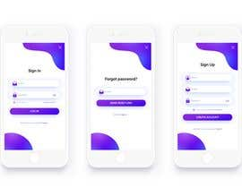 #8 for UI / UX design for a mobile application by yamnaayub