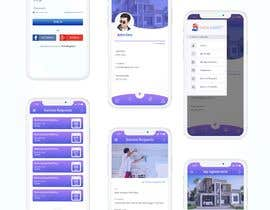 #27 cho UI / UX design for a mobile application bởi doomshellsl