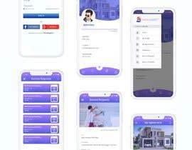 #27 for UI / UX design for a mobile application by doomshellsl