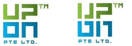 Kilpailutyö #11 kilpailussa Logo/name card/letter head Design for UPON.SG