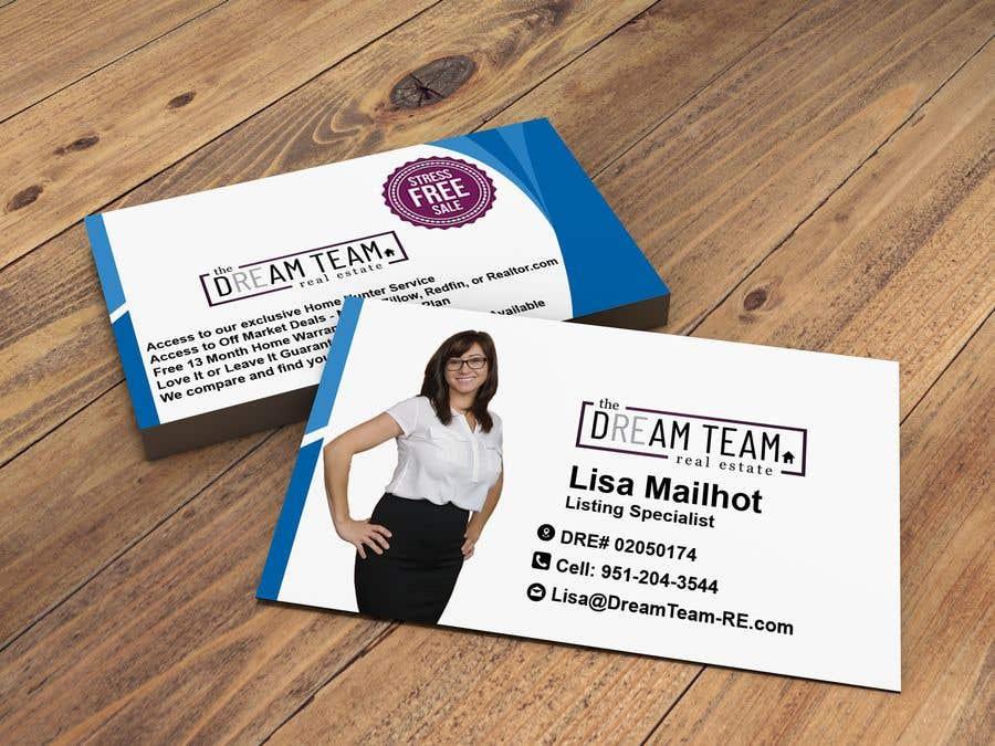 Конкурсная заявка №296 для Business Cards for our Team