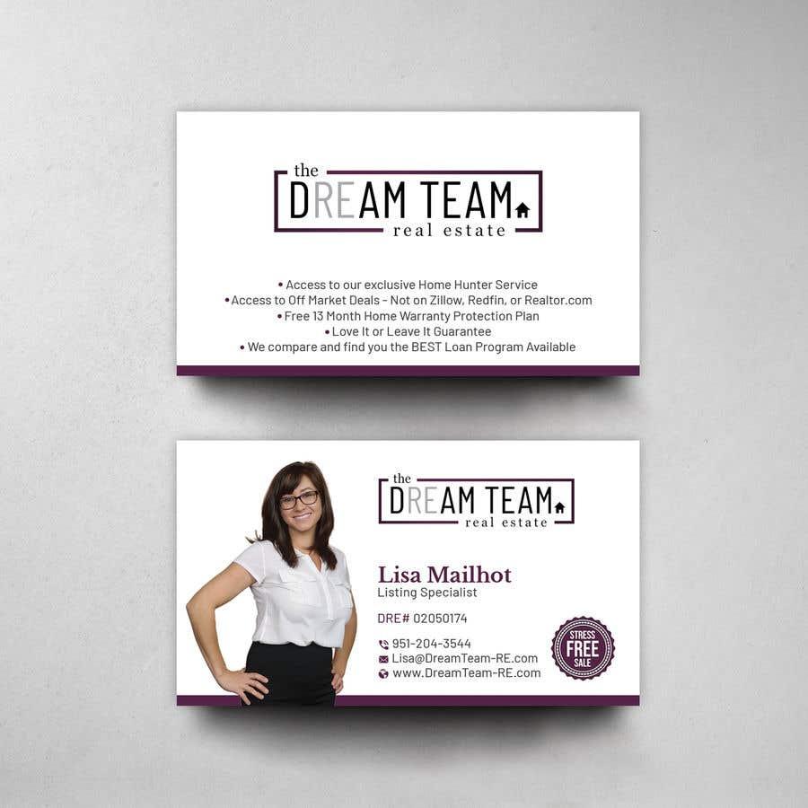 Конкурсная заявка №101 для Business Cards for our Team