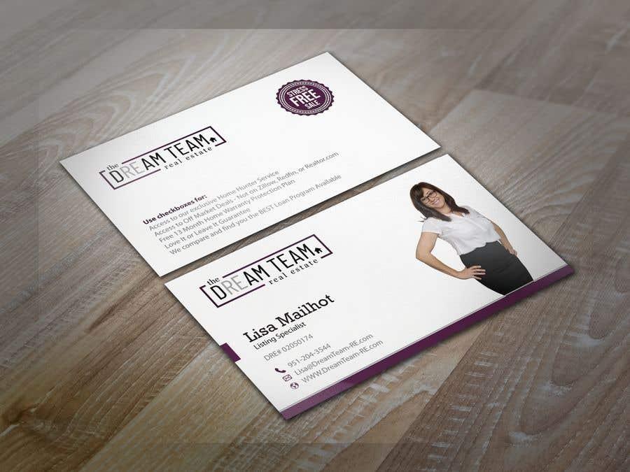 Конкурсная заявка №382 для Business Cards for our Team
