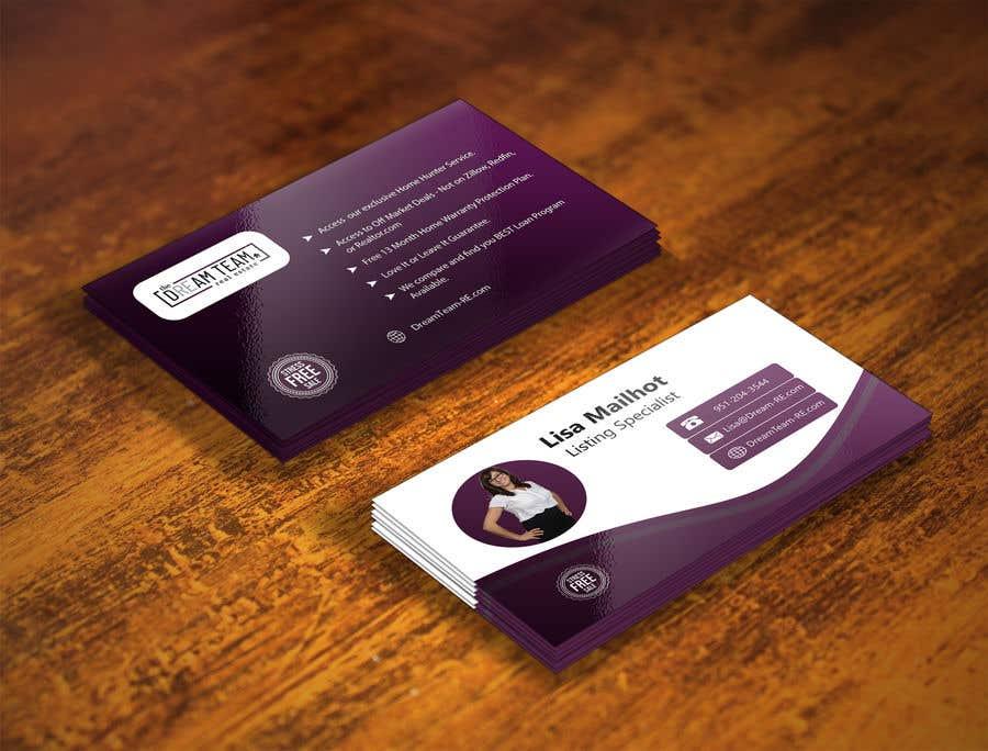 Bài tham dự cuộc thi #67 cho Business Cards for our Team