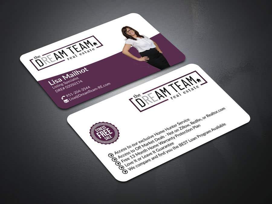Конкурсная заявка №266 для Business Cards for our Team