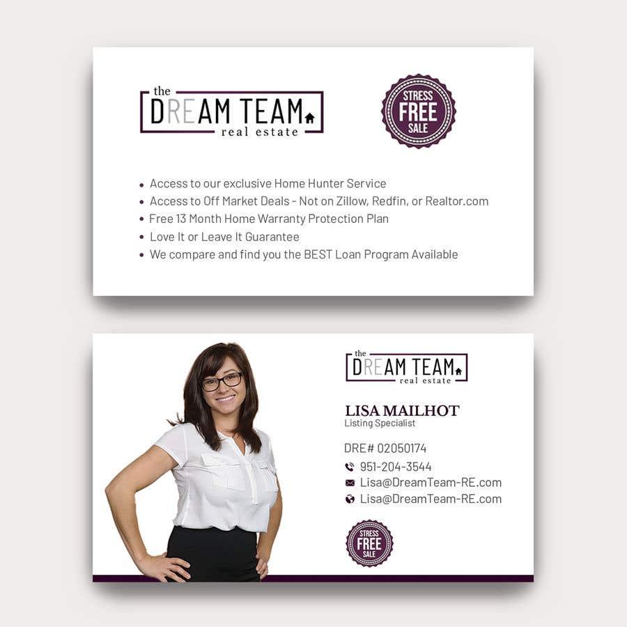 Конкурсная заявка №307 для Business Cards for our Team