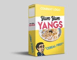 #1 for Create Cereal Boxes af sannanv