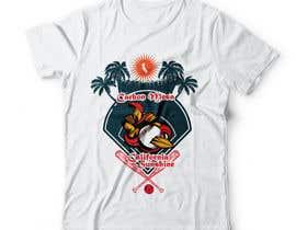 jibon710 tarafından Creative Baseball T-shirt Logos için no 17