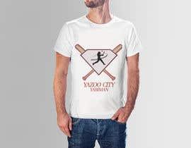 zakariaparvez247 tarafından Creative Baseball T-shirt Logos için no 29