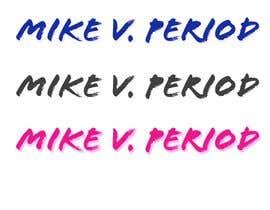 #14 cho Mike V Logo bởi pedrowerle