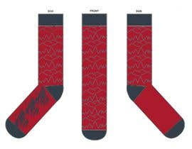 #9 for design a pair of socks af yadav7ankit