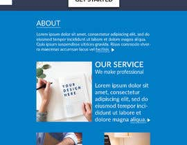 #35 for Redesign a landing/home page by sumon2022