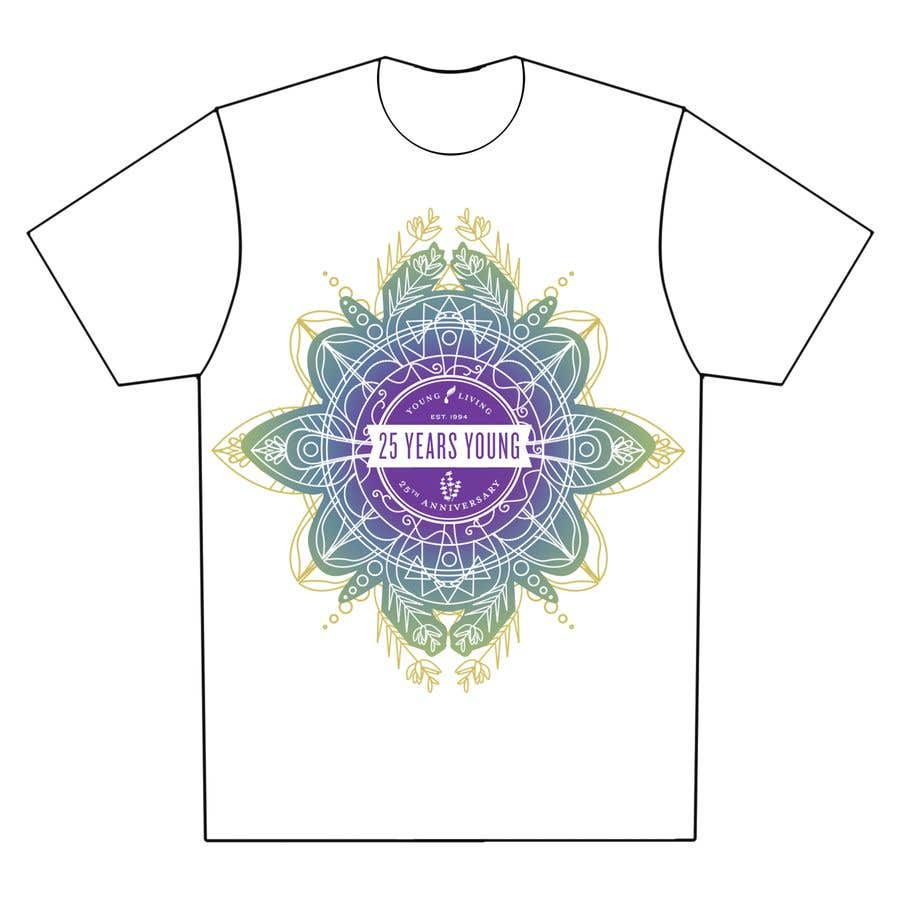 Konkurrenceindlæg #41 for Graphic design for Tee Shirts