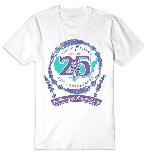 Konkurrenceindlæg #34 for Graphic design for Tee Shirts