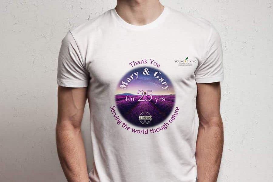 Konkurrenceindlæg #2 for Graphic design for Tee Shirts