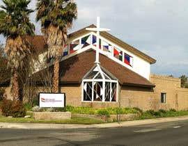 #102 для Design a church logo от christiancreat