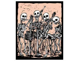 #1 for Logo needed - skeleton band by haryono99