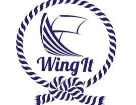 #48 , Logo for Sailboat Wing-It 来自 ciprilisticus
