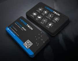 nº 476 pour Design a Business card for I.T. consultant par shawonhr341