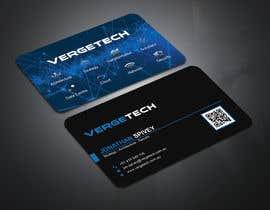 nº 446 pour Design a Business card for I.T. consultant par abdulmonayem85