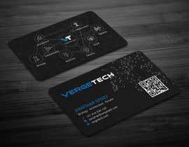 nº 410 pour Design a Business card for I.T. consultant par ichtiyar