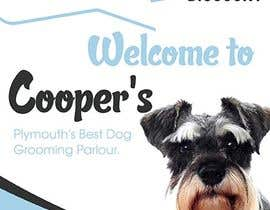 #9 для A5 Dog Grooming Flyer от maidang34