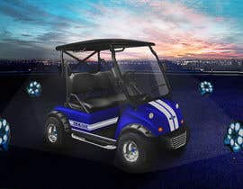 #10 cho Photoshop attractive LED headlights onto golf cart bởi fahim11fk