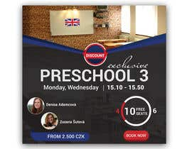 #54 для Design a booking course template от sheulibd10