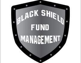 #825 для Logo for Black Shield Fund management от PappuMahamud