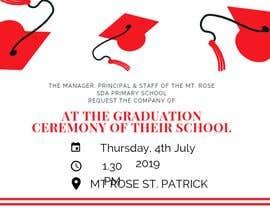 Číslo 6 pro uživatele Graduation Invitation od uživatele ainnjwa
