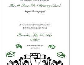 Číslo 4 pro uživatele Graduation Invitation od uživatele victoriasaldan