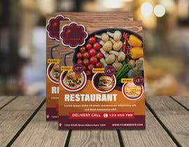 #11 untuk I want to find concept for my restaurant, to use it in packaging, inside restaurant and advertising oleh Sammk3