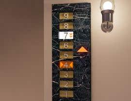 #19 untuk Design a modern position indicator for elevator oleh bilro