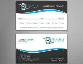 #191 for Design a business card by Neamotullah
