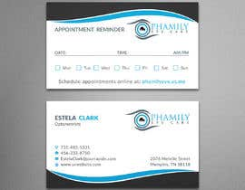 #192 for Design a business card by Neamotullah