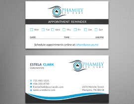 #196 for Design a business card by Neamotullah
