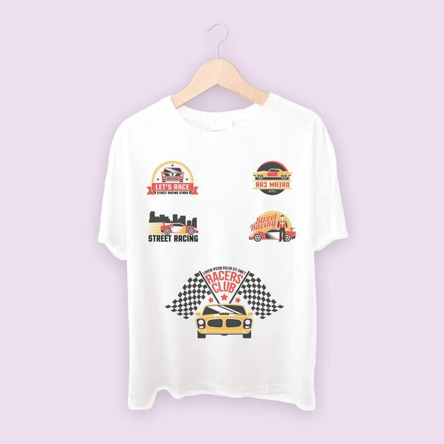 Contest Entry #5 for Turn A Nascar Race Shirt Around T-Shirt Design
